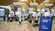 British Airways owner books loss as pandemic stalls travel