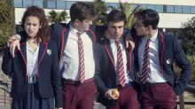 Netflix comparte el primer teaser de la serie Élite, con actores de La casa de papel