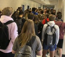 Coronavirus: Nine test positive at Georgia school where photo of crowded corridor went viral