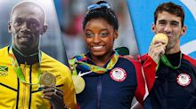 Rio 2016: Historic performances from the Summer Games