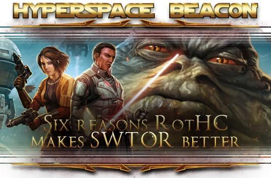 Hyperspace Beacon: Six reasons Rise of the Hutt Cartel makes SWTOR better