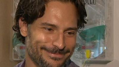 RAW Video: Joe Manganiello Chats With Channel 4