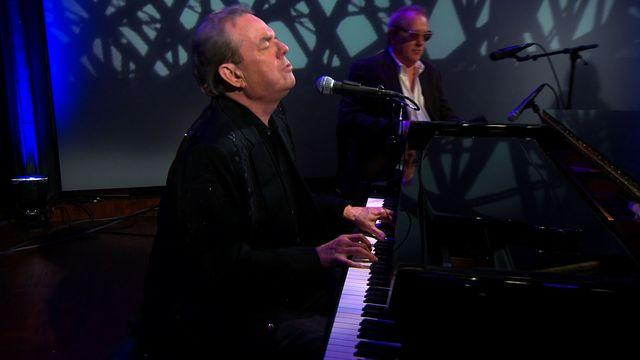 Singer-songwriter Jimmy Webb performs