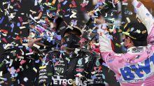 Lewis Hamilton, lacrime e treccine nel giorno del trionfo