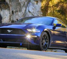 Ford Mustang hybrid coming next year