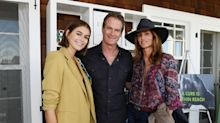 Kaia Gerber and Cindy Crawford just twinned in a set of coordinating sporty chic looks