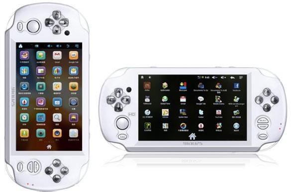 P.S. it's not a Vita: Yinlips' Android-based YDPG18