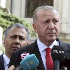 Russia, Iran, Turkey say Syrian constitution committee ready