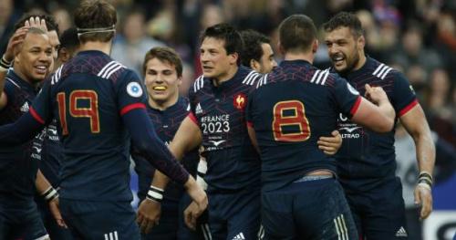 Rugby - Bleus - Classement mondial : la France est sixième