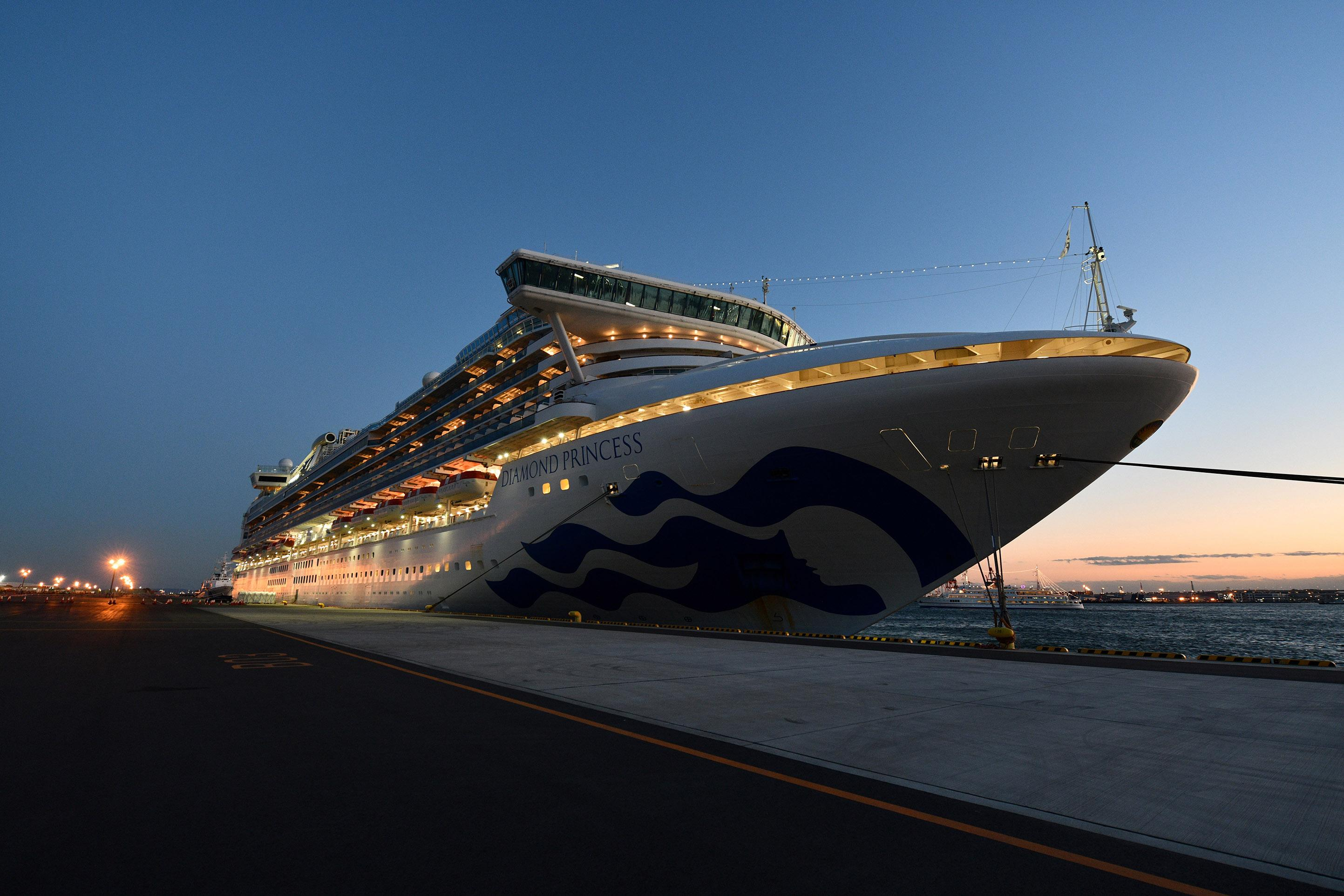 Recent travellers to China won't be allowed to board most cruise ships""