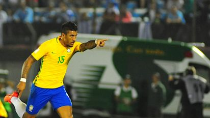 Tottenham flop Paulinho confirms he has received an offer from Barcelona