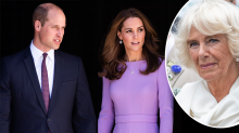 Royal expert reveals how Camilla got between William and Kate