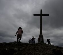 Irish abuse survivors await Pope's arrival with scepticism