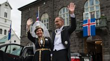 Iceland's first lady speaks out about her 'incredibly weird job': 'I am not my husband's handbag'