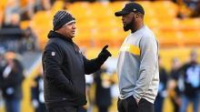Reports: Hue Jackson, Pep Hamilton candidates for Steelers offensive coordinator