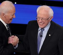 Bernie Sanders surges into first in CNN national poll; Joe Biden maintains lead in another