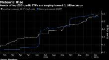 Amundi, BlackRock Close In on Billion-Euro Funds on ESG Boom