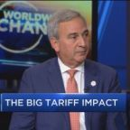 Shipping and the big tariff impact