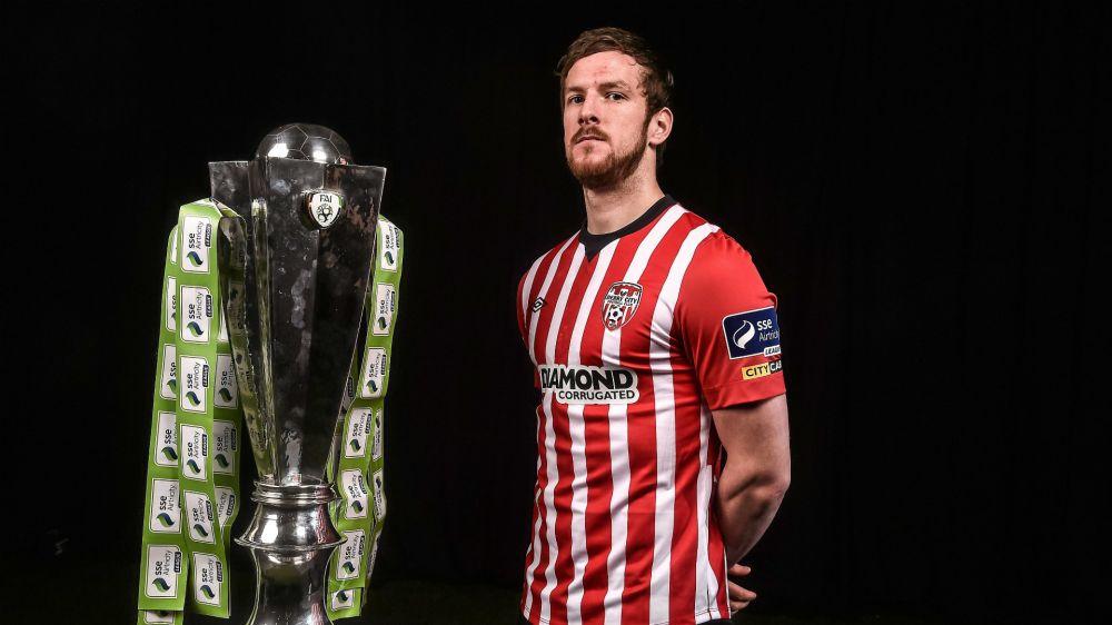 Shock in Irlanda: morto Ryan McBride, capitano del Derry City