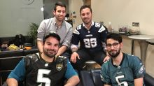 Unlikely NFL connection led to Fantasy Football 'love' in U.K.
