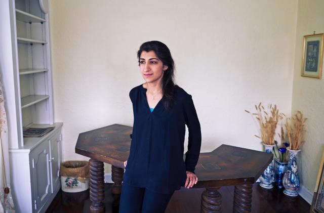President Biden will nominate antitrust scholar Lina Khan to the FTC