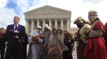 Nativity Project Makes Its Point Before Supreme Court