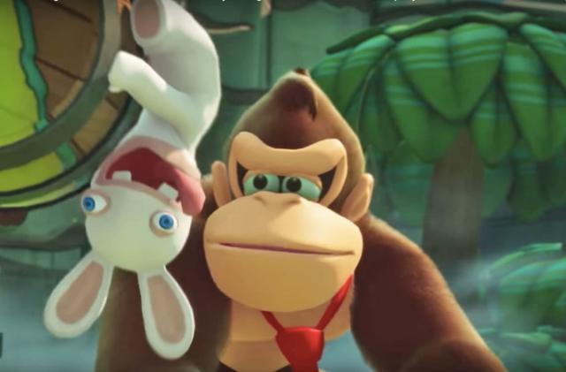 Donkey Kong DLC for 'Mario + Rabbids' arrives June 26th