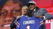 Edmunds brothers make draft history