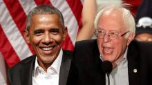 Sanders calls Obama's $400K Wall Street speaking fee 'unfortunate'