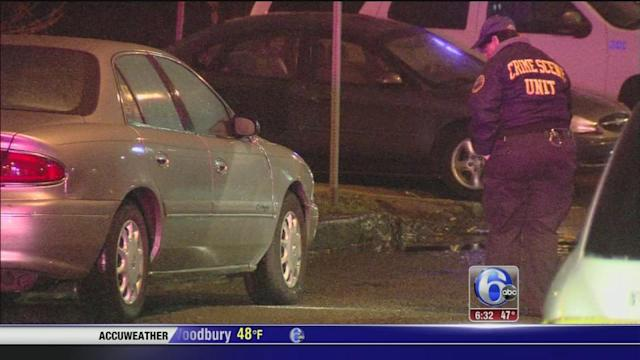 1 dead, 1 critical after shooting outside Grays Ferry club