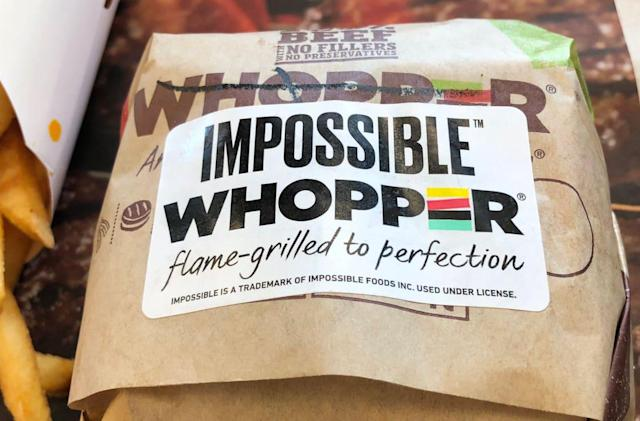The Morning After: The meatless Burger King Whopper