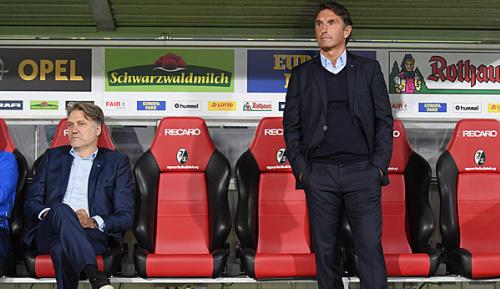 Bundesliga: Früheres HSV-Duo: Beiersdorfer kontert Labbadia-Kritik
