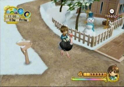 Harvest Moon: Ostrich of Mobility