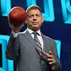 Troy Aikman says he is a big-time lover of flyovers