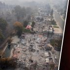 California fires: Victims' tragic final moments as they fled blaze