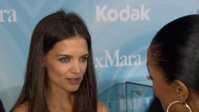 How Will Katie Holmes Celebrate Father's Day With Tom Cruise?