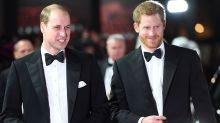 Prince William and Harry reunite for rare public statement