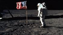 Celebrating the 45th Anniversary of First Moon Landing