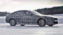 BMW i4 Concept, la berlina/coupé elettrica attesa a Ginevra