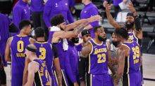 LeBron y Lakers se instalan en la final de la NBA