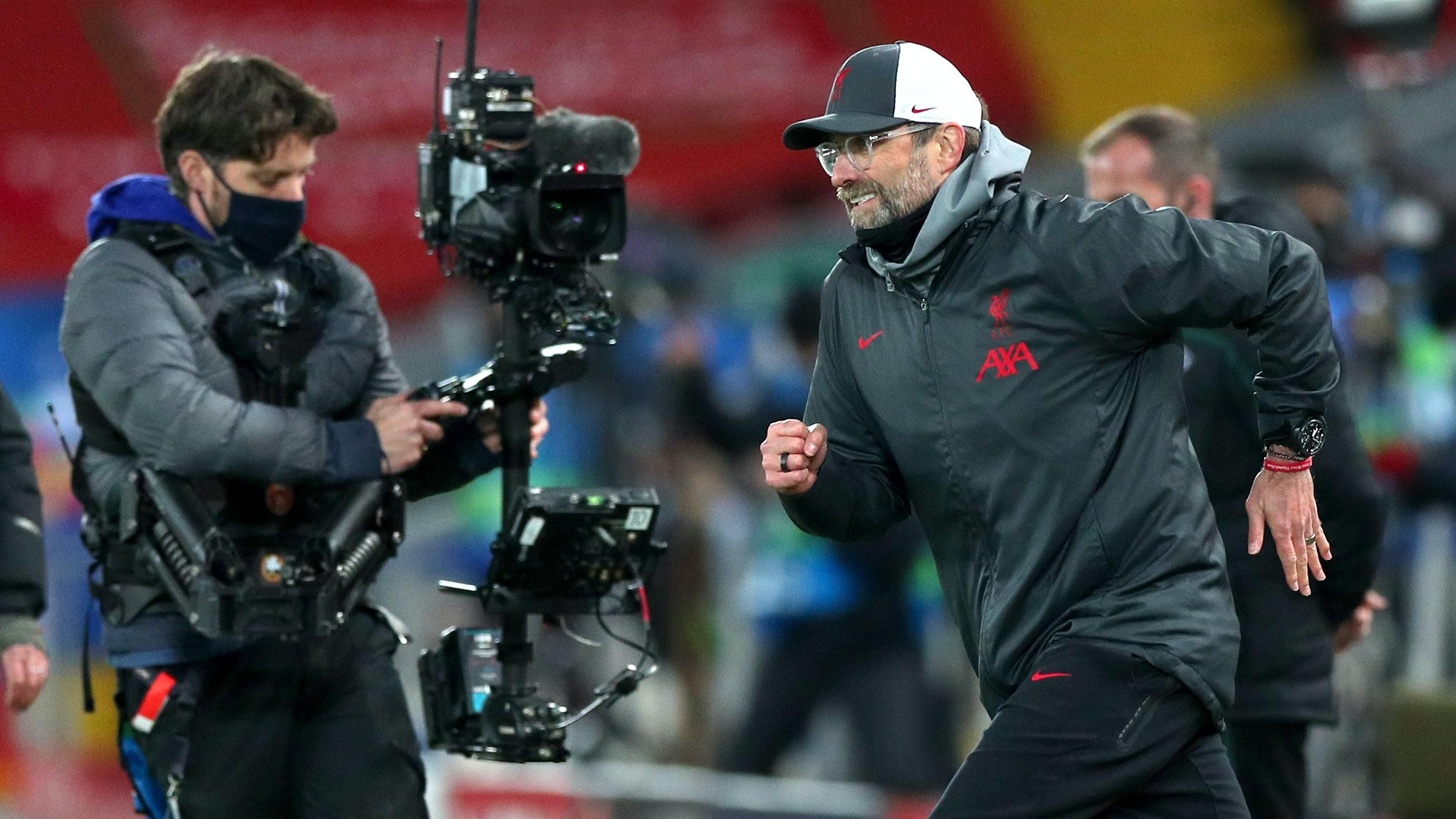 Jurgen Klopp relieved as Liverpool ease through in Champions League