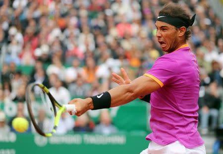 Tennis - Monte Carlo Masters - Monaco