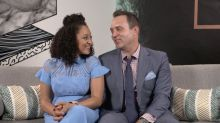 Tamera Mowry and Fox News' Adam Housley dealt with a lot of 'racial junk' before getting married