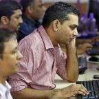 Sensex, Nifty fall as lenders drag after $1.77 billion bank fraud