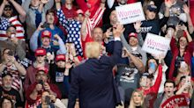 Trump Knew COVID-19 Was Airborne And 'Deadly,' Held Crowded Rallies Anyway