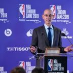 NBA chief Silver says takes threats to Kanter seriously
