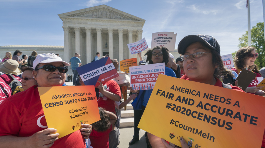 How Supreme Court is expected to rule on census