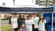 Bridgepoint Education Proudly Sponsors Finish Chelsea's Run 5K Run/Walk for 8th Consecutive Year