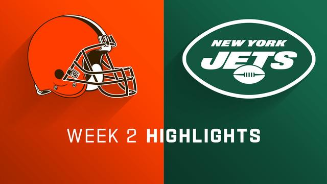 Browns vs. Jets highlights | Week 2
