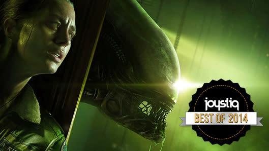 Joystiq Top 10 of 2014: Alien Isolation